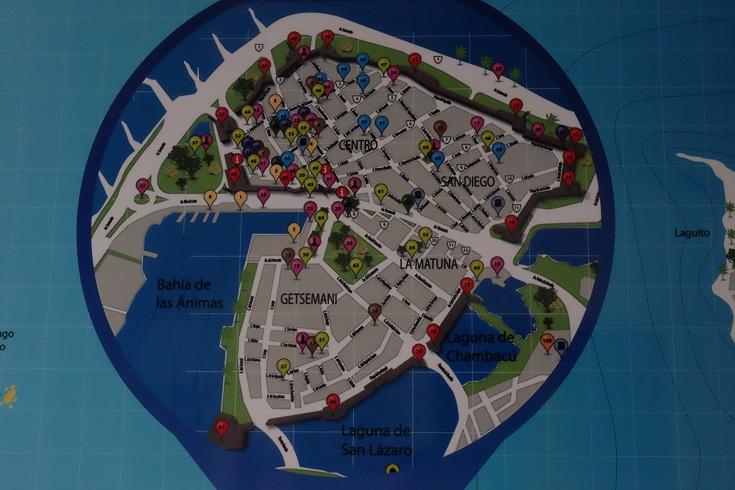 Cartagena Centre