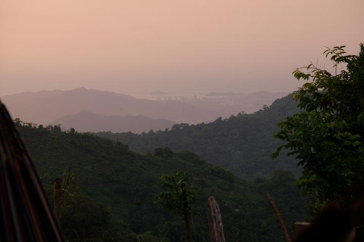 view of Santa Marta