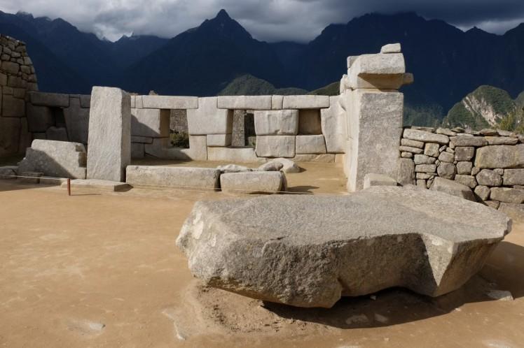 Sacred Plaza